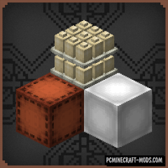 Compressed Items Mod For Minecraft 1.14.3, 1.13.2, 1.12.2