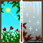 Dynamic Trees - Heat and Climate Compat Mod For Minecraft 1.12.2
