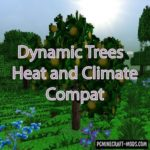 Climatic Biome Placement Mod For Minecraft 1.12.2