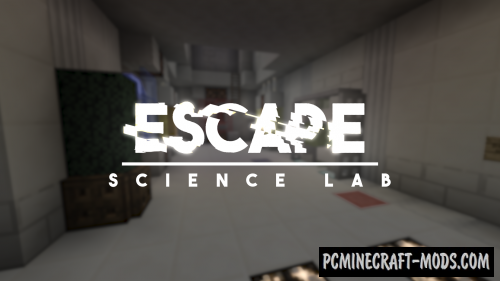 Crainer's Escape: Science Lab Map For Minecraft