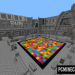 Connect Four Map For Minecraft