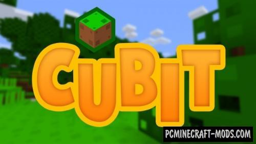 Cubit Resource Pack For Minecraft 1.12.2
