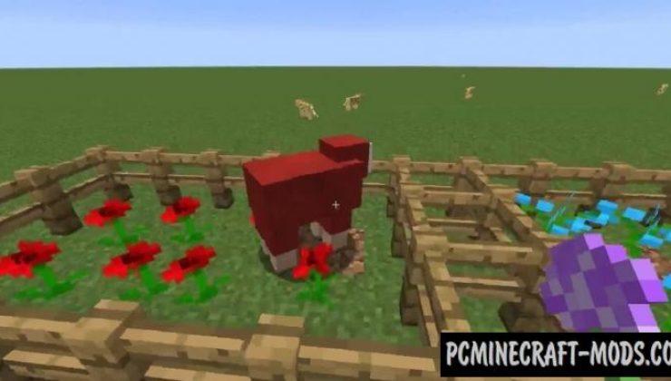 Dye It Yourself - Tweak Mod For Minecraft 1.16.5, 1.12.2