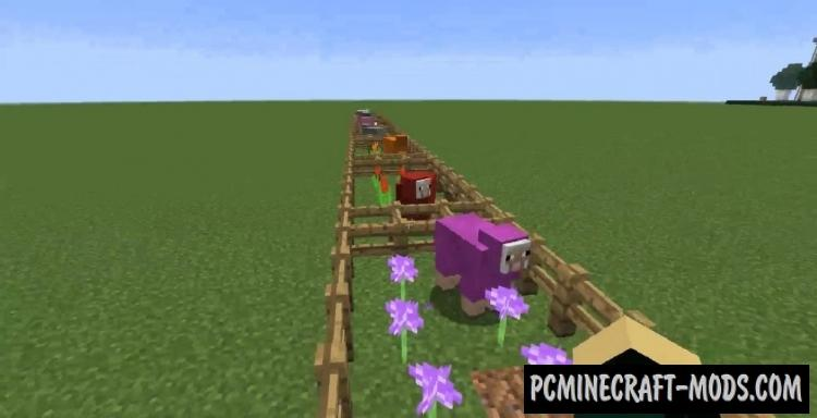 Dye It Yourself Mod For Minecraft 1.12.2