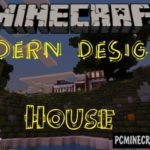 Rich Smart Mansion Map For Minecraft PE 1.7, 1.6.2, 1.5.3