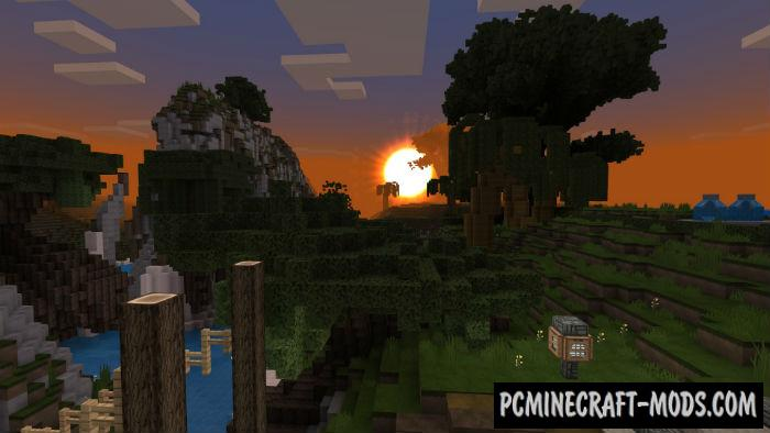 House with Modern Designs Minecraft PE Map 1.6.0, 1.5.3, 1.4.4