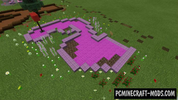 Mini Golf Biomes Minecraft PE Bedrock Map 1.9, 1.8, 1.7