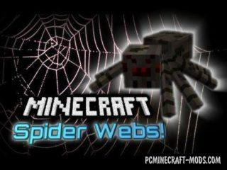 Web Slinger - Mobs Mod For Minecraft 1.14.4, 1.12.2