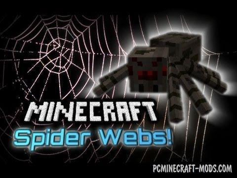 Web Slinger Mod For Minecraft 1.12.2