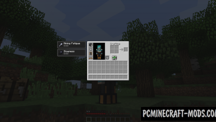 Simple Diving Gear - Armor Mod For Minecraft 1.17.1, 1.16.5, 1.12.2