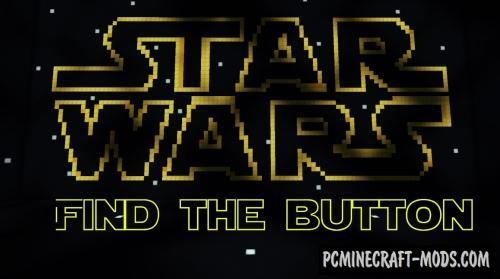 Star Wars: Find the Button Map For Minecraft