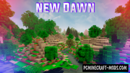 New Dawn Resource Pack For Minecraft 1.12.2