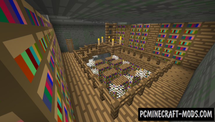 The Amazing 8-Bit Resource Pack For Minecraft 1.12.2