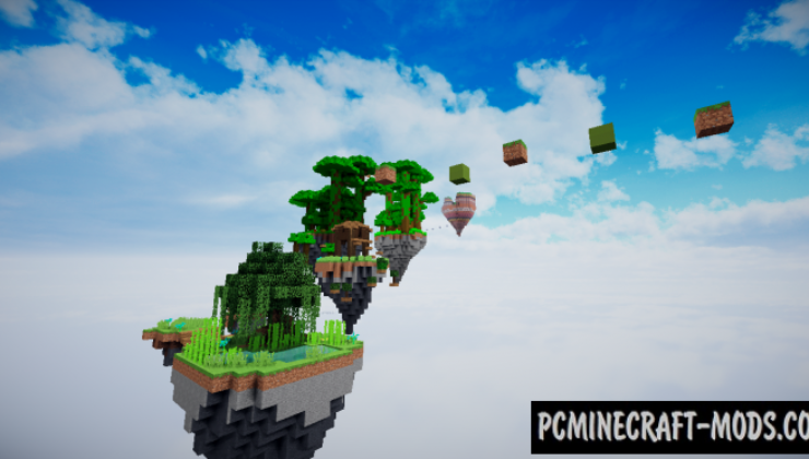 Troll Parkour Map For Minecraft