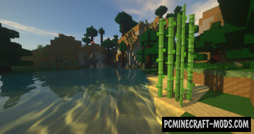 Smooth Land Resource Pack For Minecraft 1.12.2