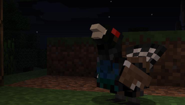 Natural Fauna - Creature Mod For Minecraft 1.12.2