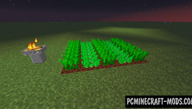 Essentials - New Mechanics Mod For Minecraft 1.16.5, 1.12.2