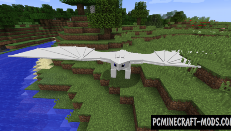 How to Train Your Minecraft Dragon Mod For Minecraft 1.12.2