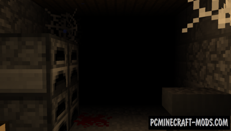 Cursed Cellar 2.0 (update) Map For Minecraft