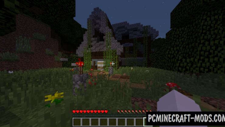 scream i map for minecraft 1 13 1 1 12 2 pc java mods addons
