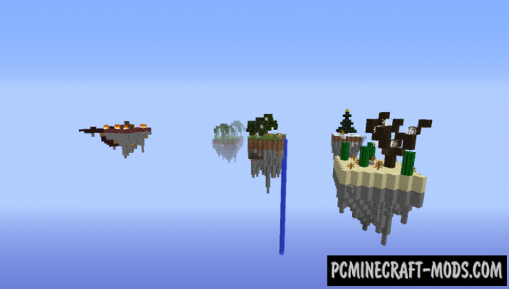 Lost Islands Map For Minecraft