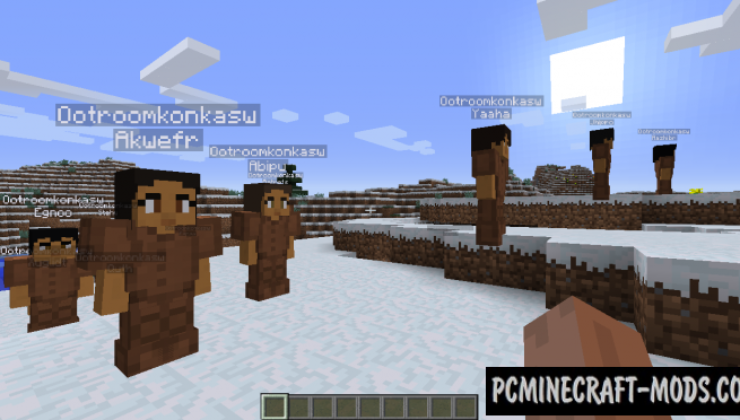 Paleolithic Revolution Mod For Minecraft 1.12.2