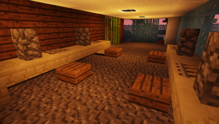 Find the button by lemoni Map For Minecraft