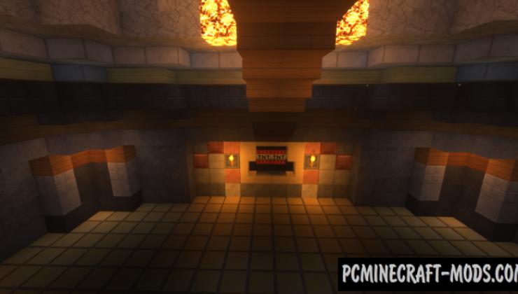 TNT RUN by razzor-409 Map For Minecraft