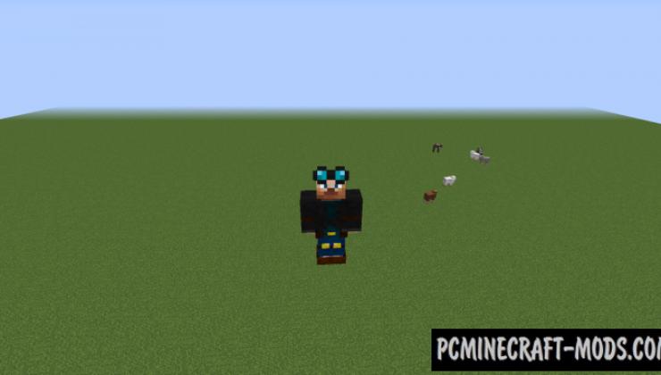 Costumes - Decor Armor Mod For Minecraft 1.16.5, 1.12.2