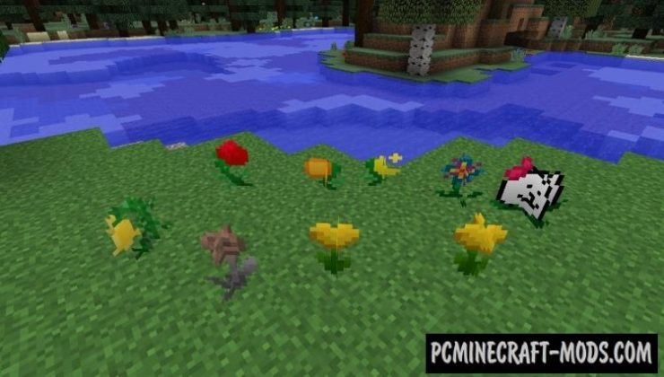 ExtraBotany Mod For Minecraft 1.12.2