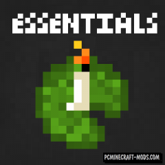 Essentials Mod For Minecraft 1.12.2