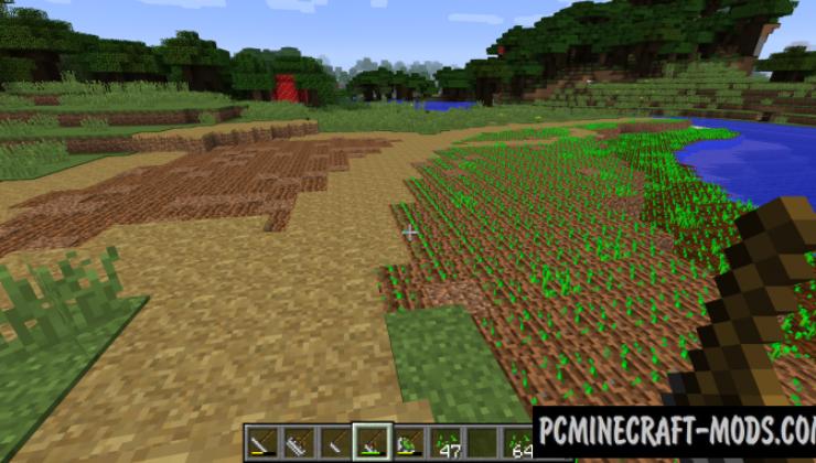 Useful Tools - Farm Tools Mod For Minecraft 1.15.2, 1.12.2