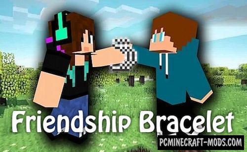 Friendship Bracelet Mod For Minecraft 1.12.2
