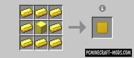 Jewelry Mod For Minecraft 1.12.2