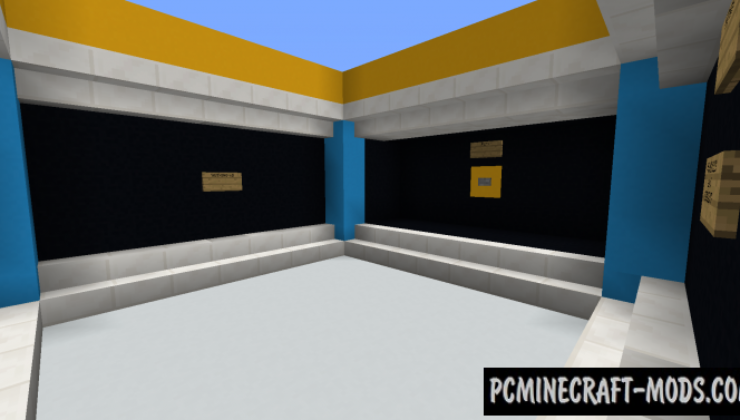 Clutch I Map For Minecraft