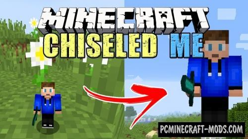 Chiseled Me - Magic Mod For Minecraft 1.12.2
