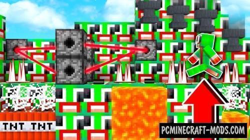 Unfair Unspeakable Map For Minecraft