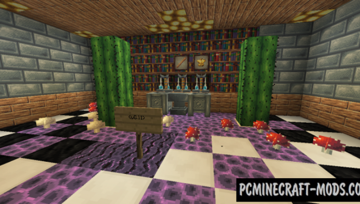 Morning's Rise 32x Texture Pack Minecraft 1.16.5, 1.16.4, 1.15