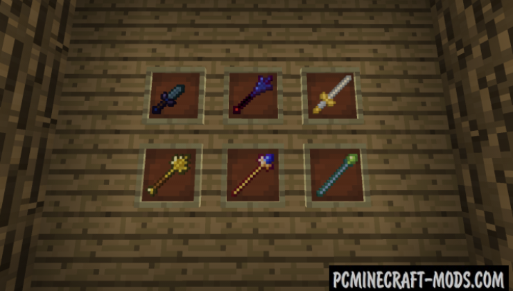 Loot Slash Conquer Mod For Minecraft 1.12.2