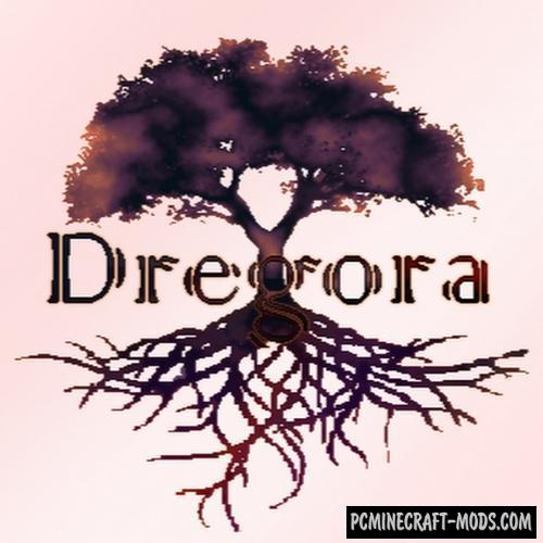 Dregora Mod For Minecraft 1.12.2