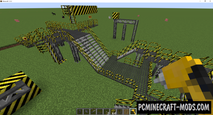 Industrial Renewal Mod For Minecraft 1.12.2
