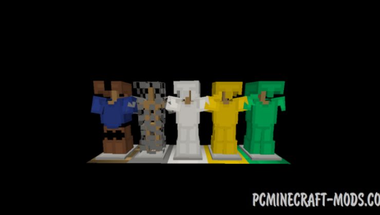 Pyromorphite PvP Resource Pack For Minecraft 1.8.9, 1.8, 1.7.10