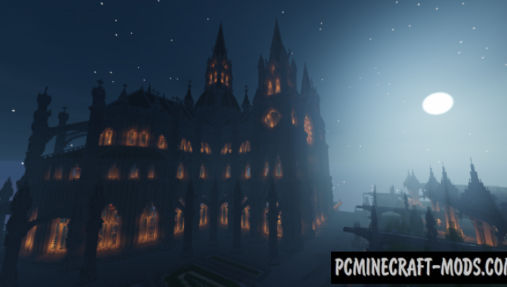 Angelum Dei Map For Minecraft