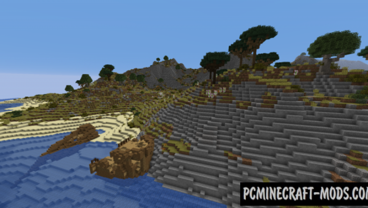 Frinmecta Map For Minecraft