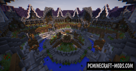 Lobby by M1gr0 Map For Minecraft