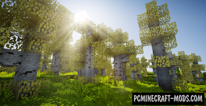 Oh The Biomes You'll Go Mod For Minecraft 1.12.2
