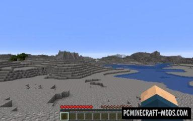 Wastelands Mod For Minecraft 1.13