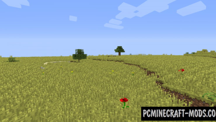 Project: Vibrant Journeys Mod For Minecraft 1.12.2