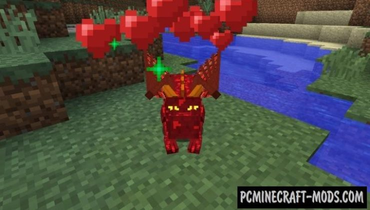 Dragon Mounts 2 Mod For Minecraft 1.12.2