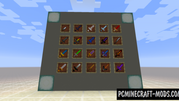 Random Loot Mod For Minecraft 1.12.2